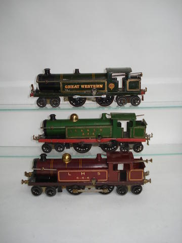 Hornby Series three c/w No.2 4-4-4 tank engines 3