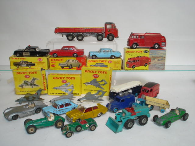 Dinky and others lot