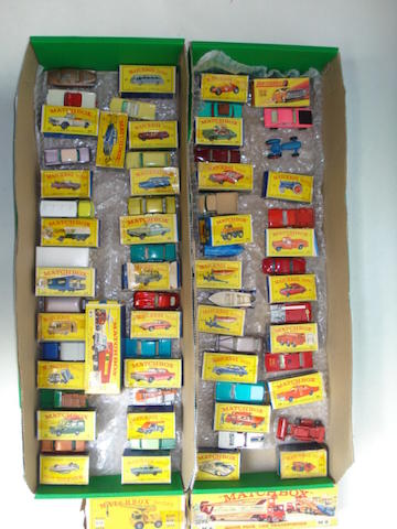Matchbox 1-75s lot
