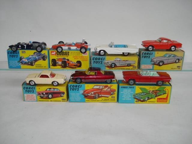 Corgi cars 7