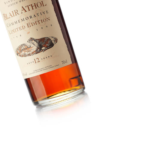 Blair Athol Bicentenary-12 year old