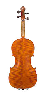 A French Barzoni Violin
