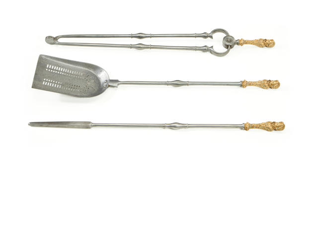 19th century fire tools