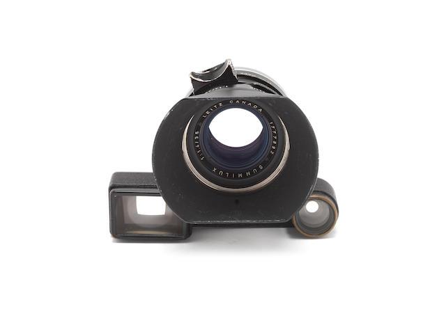 Leitz 35mm f1.4 Summilux,