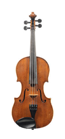 A French Violin by Charles J.-B. Colin Mezin, Paris, 1883 (2)