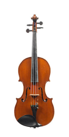A French Violin by Ch.J.B.Collin-Mezin Fils, Paris 1931 (1)