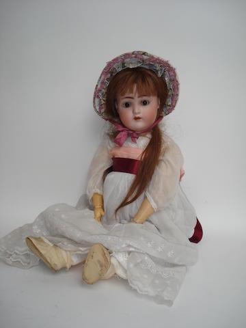 Alt, Beck & Gottschalck 1362 bisque head doll