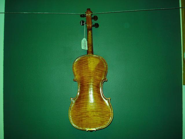 An Interesting Violin circa 1790 (3)