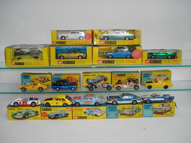 Corgi cars 16