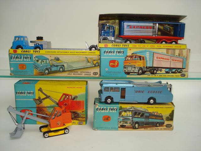 Corgi trucks 4