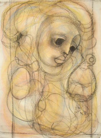 Ben Macala (South African, 1938-1997) Two drawings