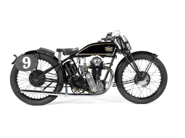 1930 Velocette KTT Frame no. 2212 Engine no. KTT266