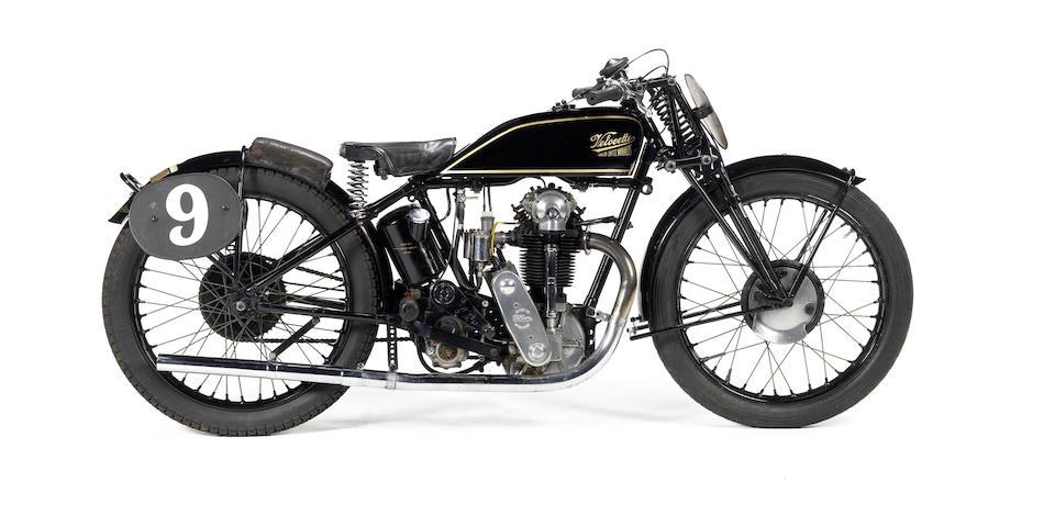 1930 Velocette KTT Frame no. 2212 Engine no. KTT266