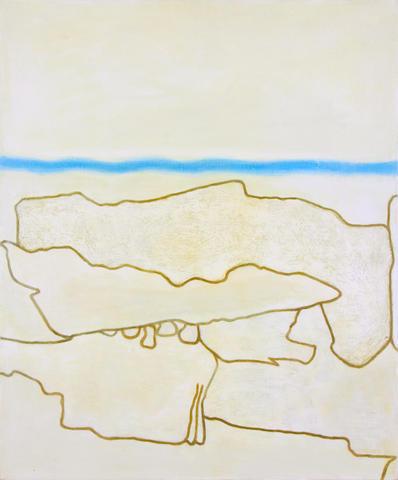 Prunella Clough (British, 1919-1999) Estuary 1, 1985
