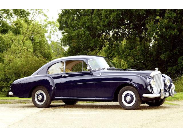 1953 Bentley R Type Continental