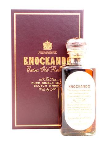 Knockando Extra Old Reserve-1973
