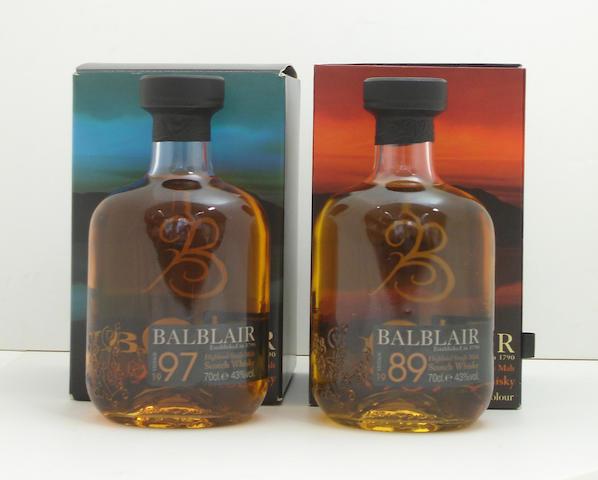 Balblair-1989<BR /> Balblair-1997