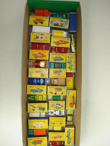 Matchbox 1-75s 20