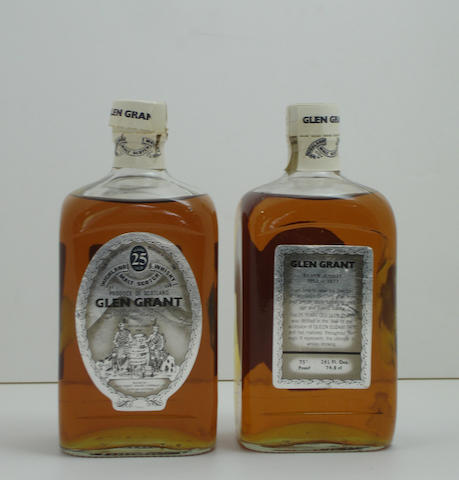 Glen Grant Silver Jubilee-25 year old (2)