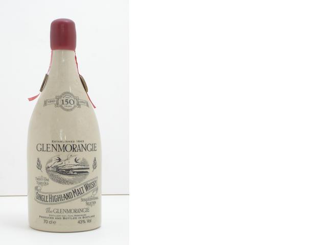Glenmorangie Sesquicentennial-21 year old