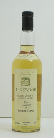 Linkwood Burghead Maltings-25th Anniversary