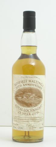 Roseisle Maltings-25th Anniversary