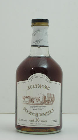 Aultmore Centenary-16 year old