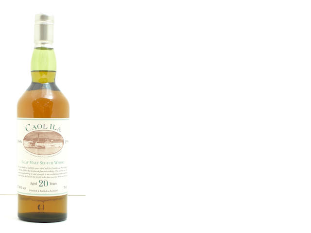 Caol Ila-150th Anniversary-20 year old