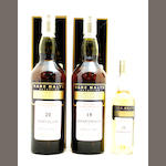 Port Ellen-20 year old-1978<BR /> Benromach-19 year old-1978<BR /> Glenlochy-25 year old-1969