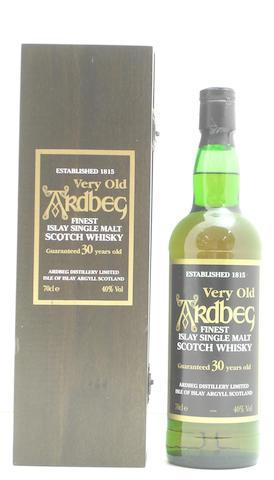 Ardbeg-Guaranteed 30 year old