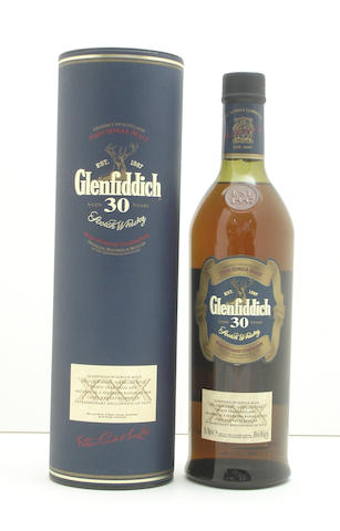 Glenfiddich-30 year old