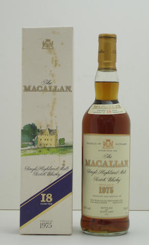 Macallan-18 year old-1975