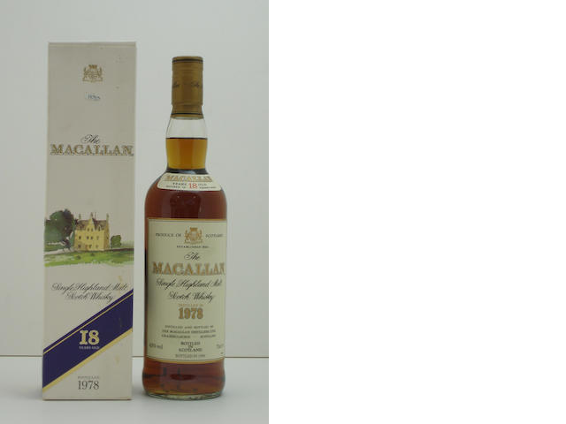 The Macallan-18 year-old-1978