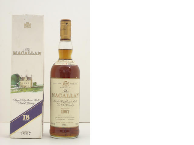 The Macallan-18 year old-1967