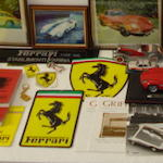 Assorted Ferrari and Iso memorabilia,