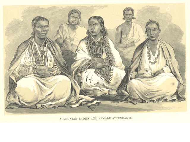 STERN (HENRY A.) Wanderings Among the Falashas in Abyssinia, 1862