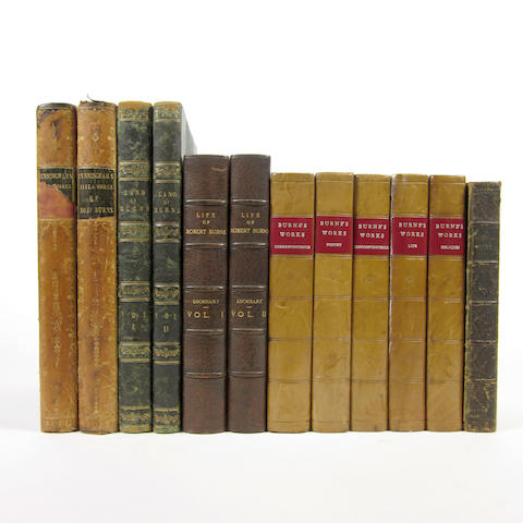ROBERT BURNS CUNNINGHAM (ALLAN) The Complete Works of Robert Burns, 2 vol.