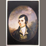 ROBERT BURNS A Collection of 5 Albums of Postcards and First Day Covers