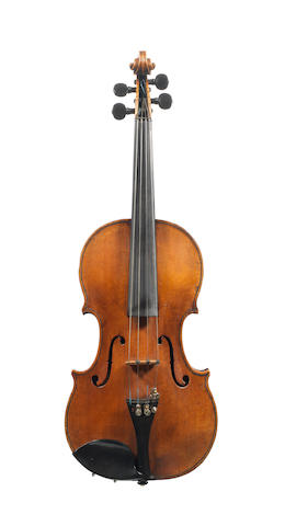 A Violin of the Berlin School circa 1900 (3)