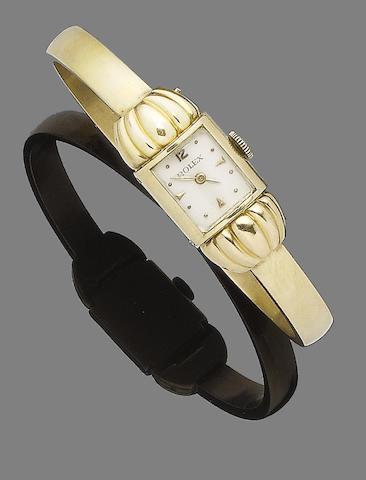 A wristwatch, by Rolex