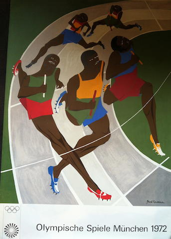 Olympic Games official posters