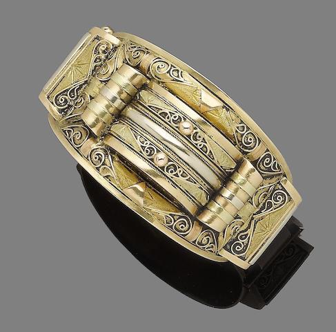 A bangle