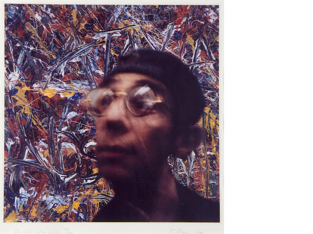 Richard Hamilton (British, 1922-2011) Portrait of Derek Jarman