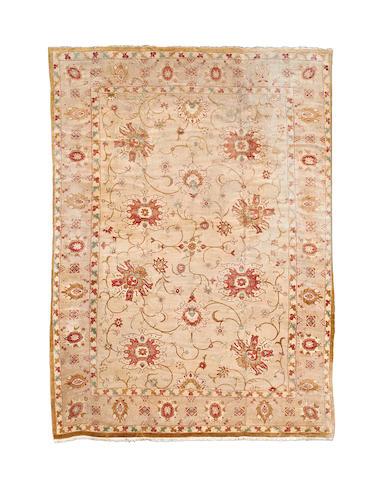 A Ziegler design carpet, 600cm x 444cm