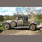 1928 Lanchester 21 hp Dhc  Chassis no. 3528/3401 Engine no. 3399