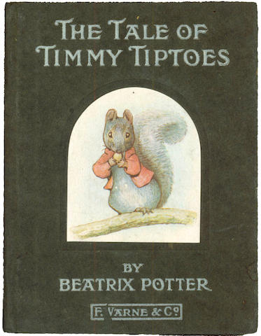 POTTER (BEATRIX) The Tale of Timmy Tiptoes, FIRST EDITION, 1911
