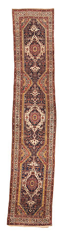 A pair of North West Persian runners, 535cm x 108cm