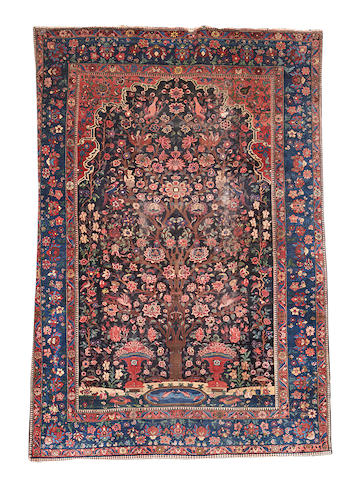 A Bakhtiar carpet, West Persia, 517cm x 353cm