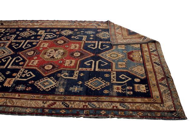 A Caucasian rug 192 x 401cm