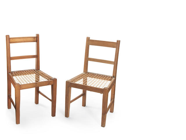 Two Cape West Coast Chairs, 19th Century
